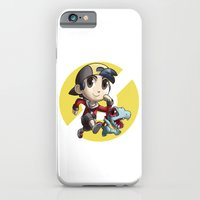 Pokemon Trainer GOLD iPhone 6 Slim Case