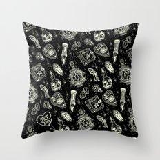 Magical Mystical  Throw Pillow
