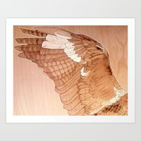 Little Wing Art Print