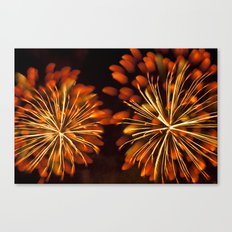 Efflorescence 33 Canvas Print