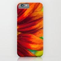 Red Sunflower iPhone 6 Slim Case