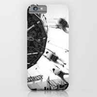 At The Fair: The Swings iPhone 6 Slim Case