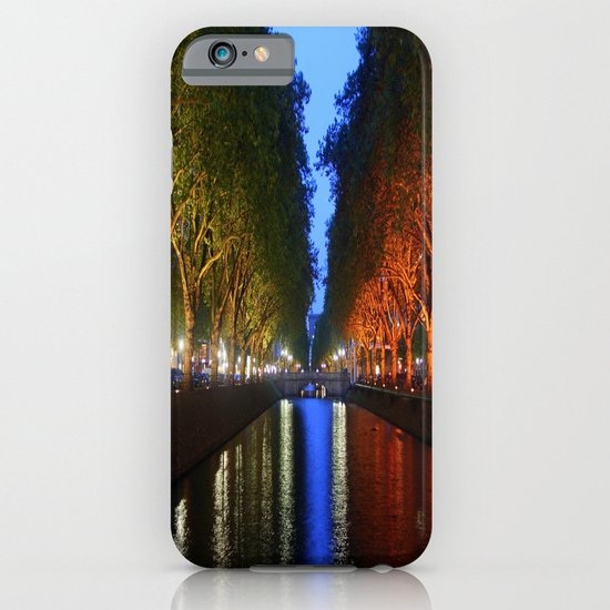 Colorful Canal iPhone & iPod Case