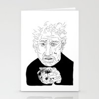 Michael Ondaatje Stationery Cards