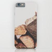 iPhone & iPod Case featuring Firewood by Josh Thomassen