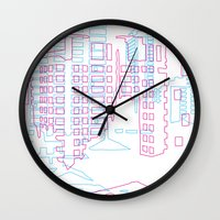 Interurban Wall Clock