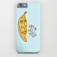 BANANA HEAD iPhone 6 Slim Case
