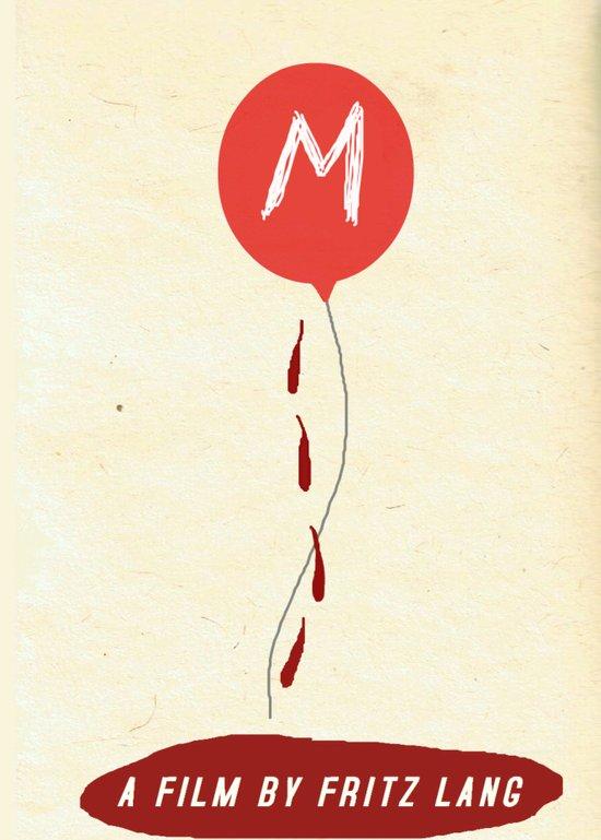 "Fritz Lang's ""M"" Art Print"