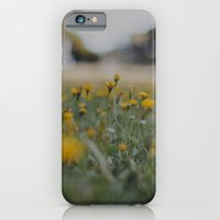 iPhone & iPod Case featuring Yellow Summer by Hello Twiggs