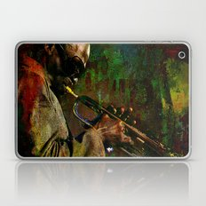 Miles D. Laptop & iPad Skin