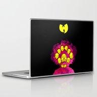 Wu-Tang Purple Haze Laptop & iPad Skin