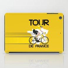 Tour De France iPad Case