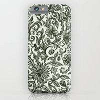 Garden of Relief and Affliction iPhone 6 Slim Case
