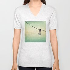 Dreams & Ideas  Unisex V-Neck