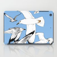 Flying around iPad Case