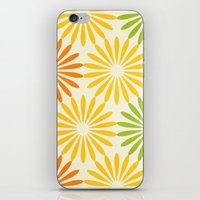 Zesty Burst iPhone & iPod Skin