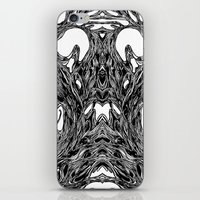 Subconscious Throne of Death  iPhone & iPod Skin
