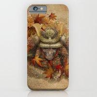 Late Autumn Samurai iPhone 6 Slim Case
