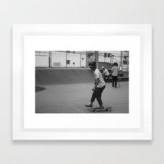 спорт Framed Art Print