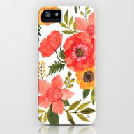 iPhone & iPod Case featuring FLOWER POWER by Oana Befort