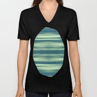Abstraction Serenity In … Unisex V-Neck