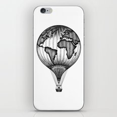 EXPLORE. THE WORLD IS YO… iPhone & iPod Skin