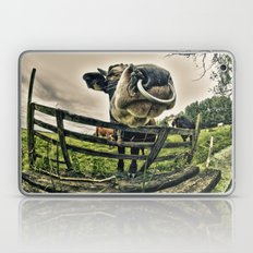 Holy cow its a bull Laptop & iPad Skin
