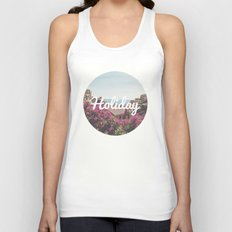 Holiday Unisex Tank Top
