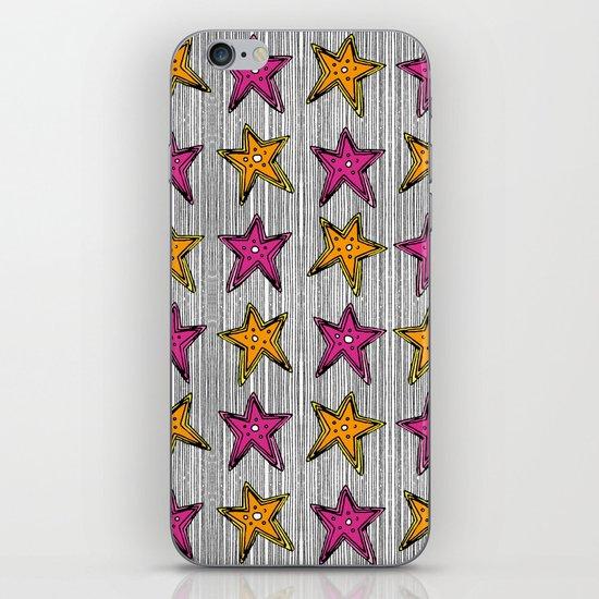 stars on stripes iPhone & iPod Skin