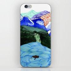 Landscapes / Nr. 1 iPhone & iPod Skin