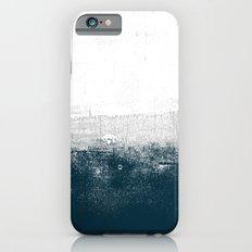 Ocean No. 1 - Minimal ocean sea ombre design  Slim Case iPhone 6s