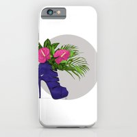 Thank You For Flowers iPhone 6 Slim Case