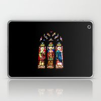 Stained-glass Window Laptop & iPad Skin