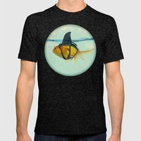Brilliant DISGUISE Mens Fitted Tee Tri-Black SMALL