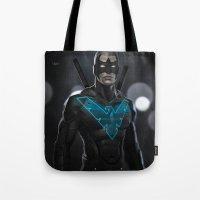 Nightwing 02 Tote Bag