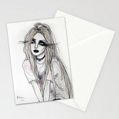 sangre fria Stationery Cards