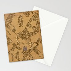 Evening Visit Stationery Cards