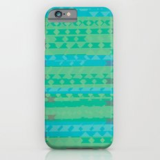Summertime Green iPhone 6s Slim Case