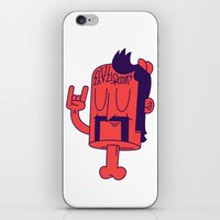 Live Fast! iPhone & iPod Skin