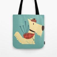 Scottish  Terrier - My Pet Tote Bag