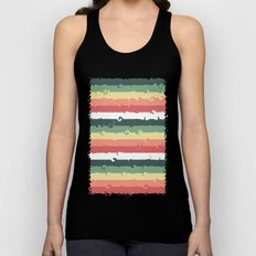 Candy Roll Unisex Tank Top