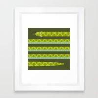 Anaconda! Framed Art Print