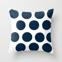 CircleCircle Throw Pillow