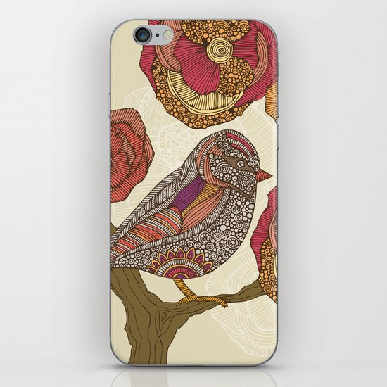 Vera iPhone & iPod Skin