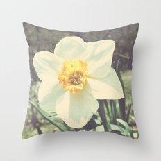 Efflorescence. Throw Pillow