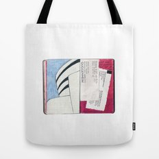 Solomon R. Guggenheim Tote Bag