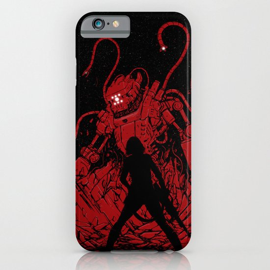 Surprise Attack iPhone & iPod Case