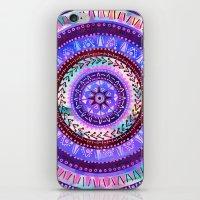 Mandala #2a iPhone & iPod Skin