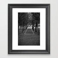 New Age Framed Art Print