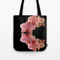 Orchid. Tote Bag